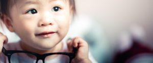 Family eye checks at VisionPro Footscray