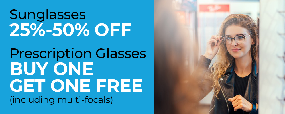 VisionPro Optometrists Latest Offer Nov 2018
