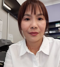 Trang Tran - Optical Assistant Optometrist near me