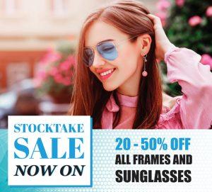vision pro stocktake sale